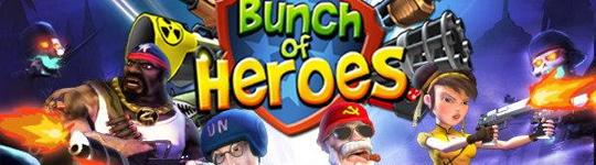 Bunch of Heroes Играть в кооператив