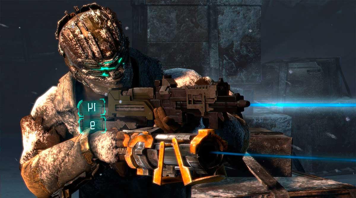 Новое оружие в Dead Space 3