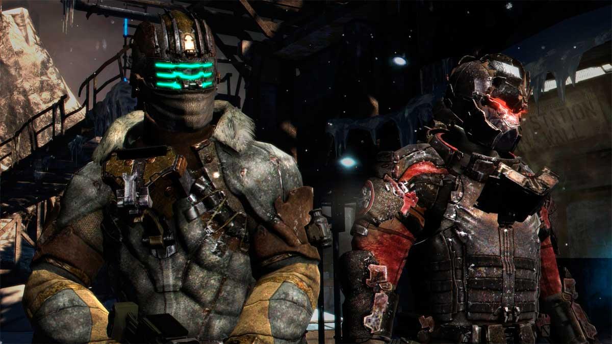 Кооператив Dead Space 3